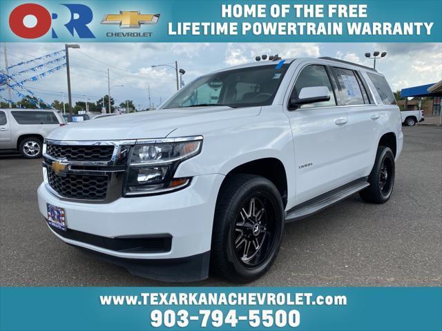 2015 Chevrolet Tahoe LT [4]