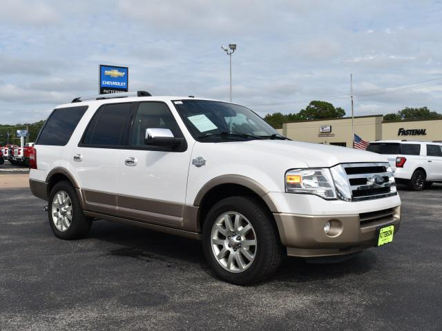 2013 Ford Expedition XLT/King Ranch [8]