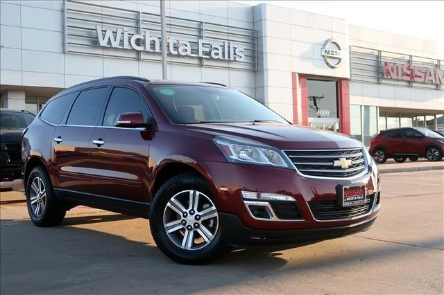 2016 Chevrolet Traverse LT [10]