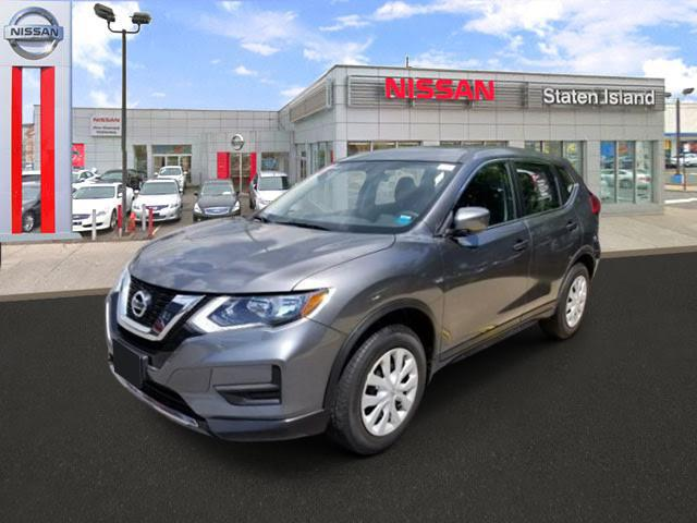 2017 Nissan Rogue AWD S [11]