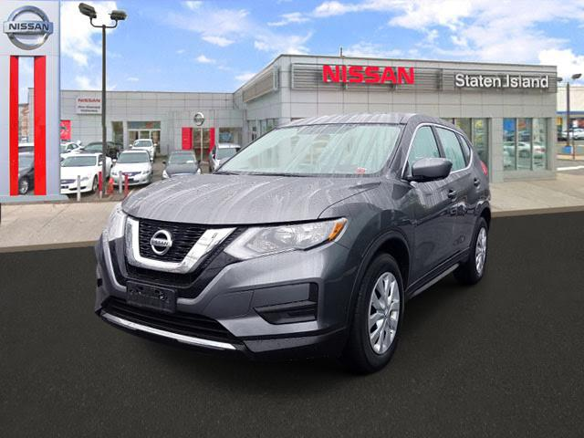 2017 Nissan Rogue AWD S [4]