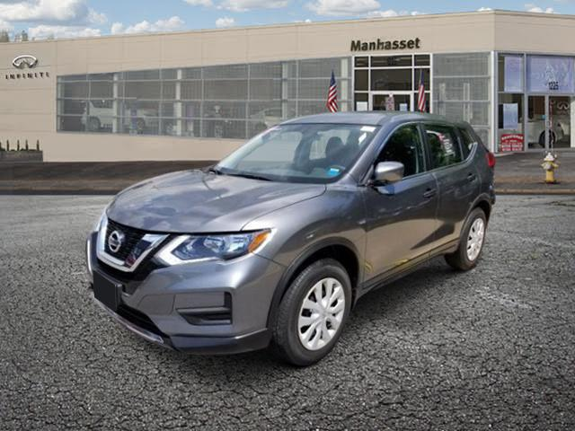 2017 Nissan Rogue S [14]