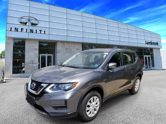2017 Nissan Rogue S [11]