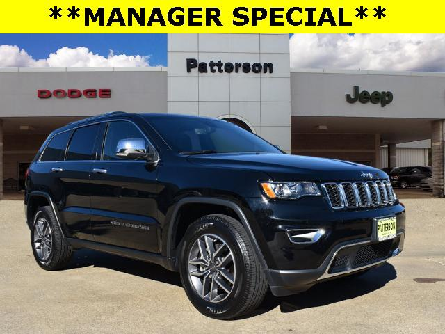 2019 Jeep Grand Cherokee Limited [19]