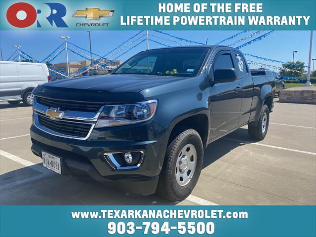 2018 Chevrolet Colorado 2WD Work Truck [0]