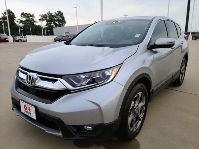 2018 Honda Cr-V EX [9]
