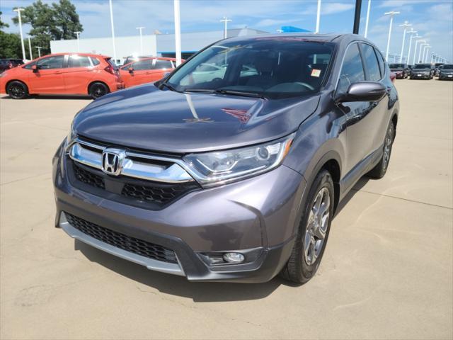 2018 Honda Cr-V EX [10]