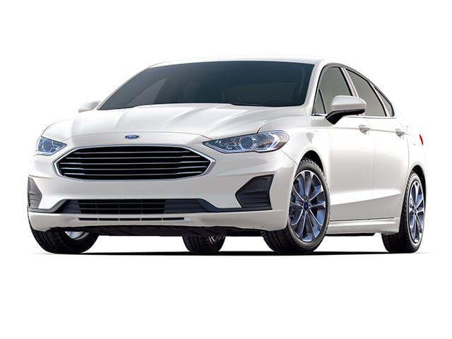 2020 Ford Fusion Hybrid SE for sale in Vestal, NY