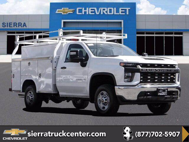 2020 Chevrolet Silverado 2500Hd Work Truck [10]