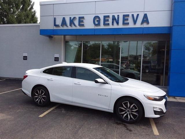 2020 Chevrolet Malibu for sale near Lake Geneva, WI