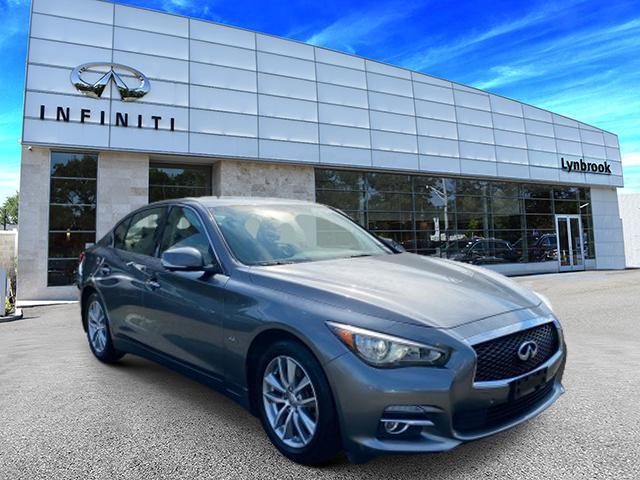 2017 INFINITI Q50 3.0t Premium AWD [10]