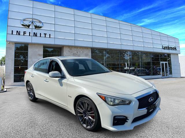 2017 INFINITI Q50 Red Sport 400 AWD Premium Pkg ! [19]