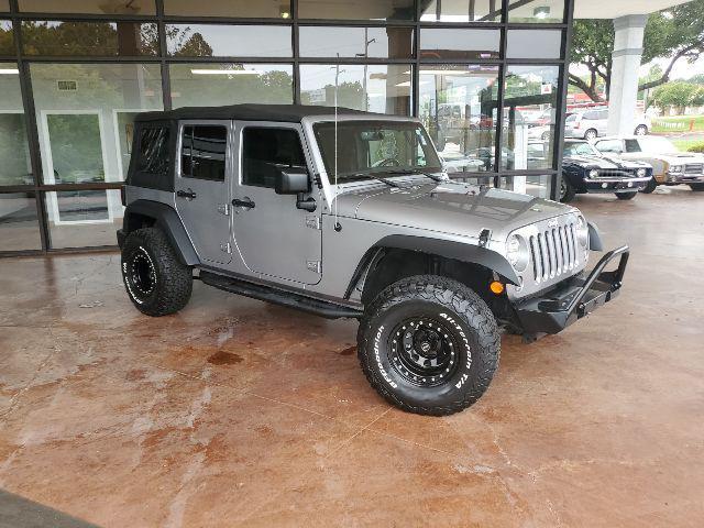 2016 Jeep Wrangler Unlimited Sport for sale in Denver, NC