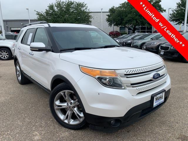 2011 Ford Explorer Limited [19]
