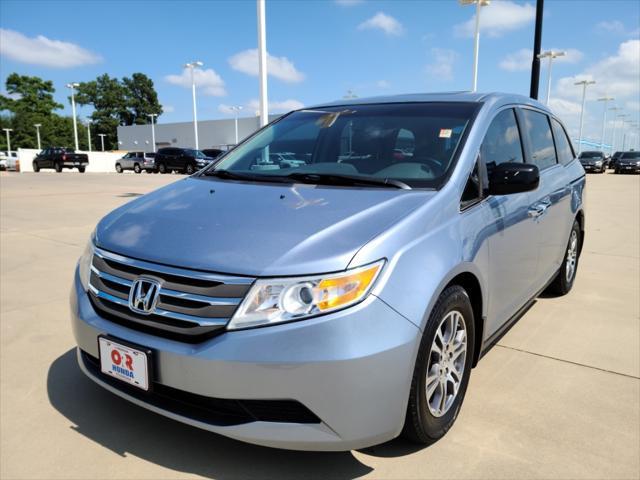 2012 Honda Odyssey EX-L [3]