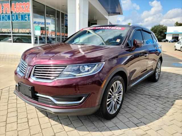 2017 Lincoln Mkx Reserve [7]