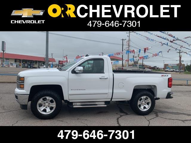 2014 Chevrolet Silverado 1500 LT [2]