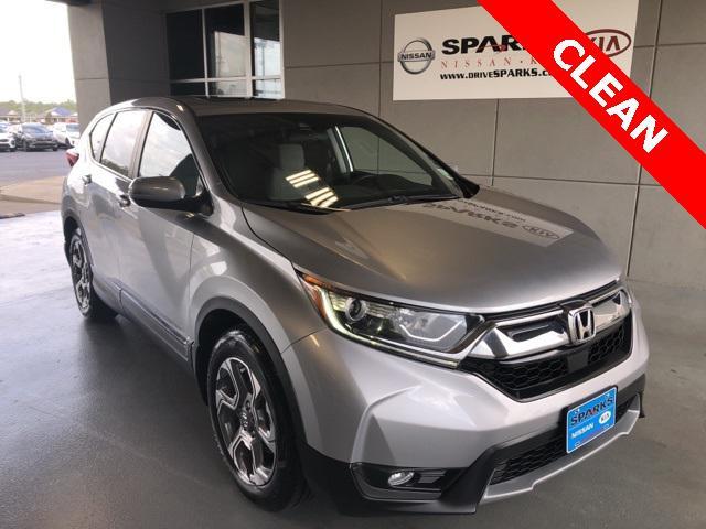 2017 Honda Cr-V EX [17]