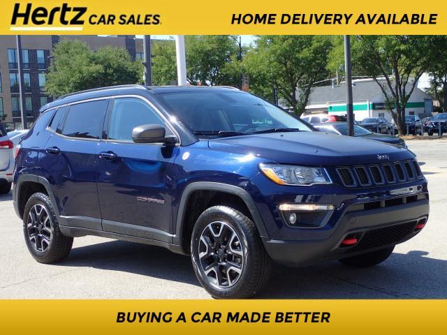 2019 Jeep Compass Trailhawk for sale in Chicago, IL