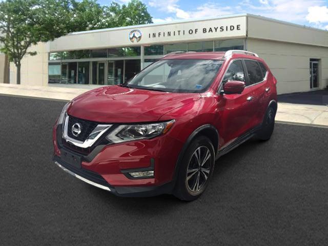 2017 Nissan Rogue SL [3]