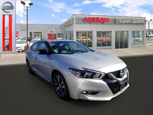 2017 Nissan Maxima SV [3]