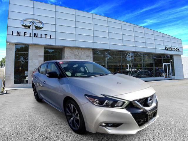 2017 Nissan Maxima SV [1]