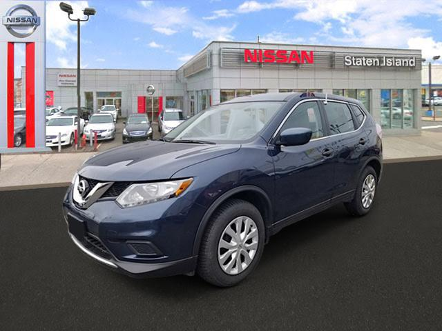 2016 Nissan Rogue AWD 4dr S [4]