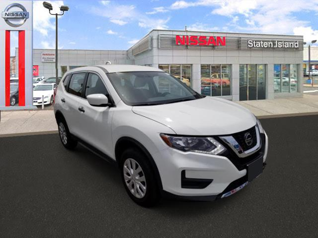 2017 Nissan Rogue AWD S [0]