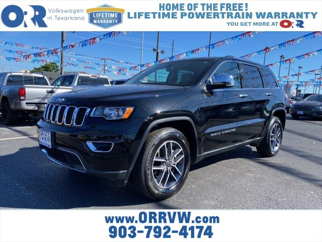 2020 Jeep Grand Cherokee Limited [0]