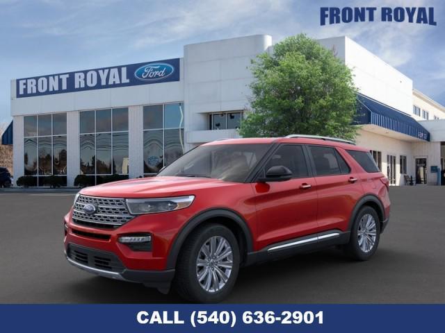 2020 Ford Explorer Limited for sale in Front Royal, VA