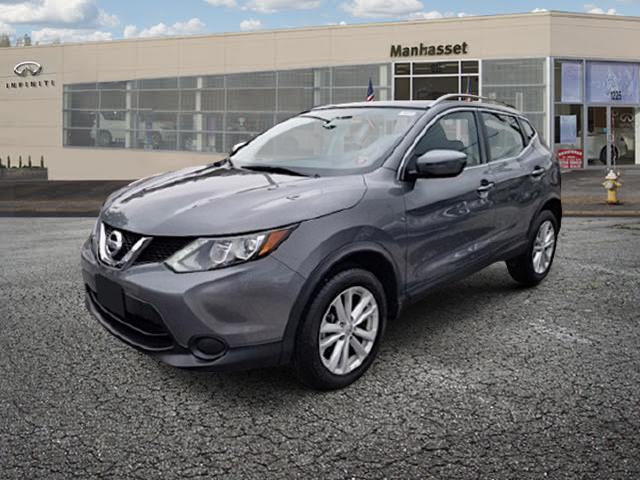 2017 Nissan Rogue Sport SV [4]