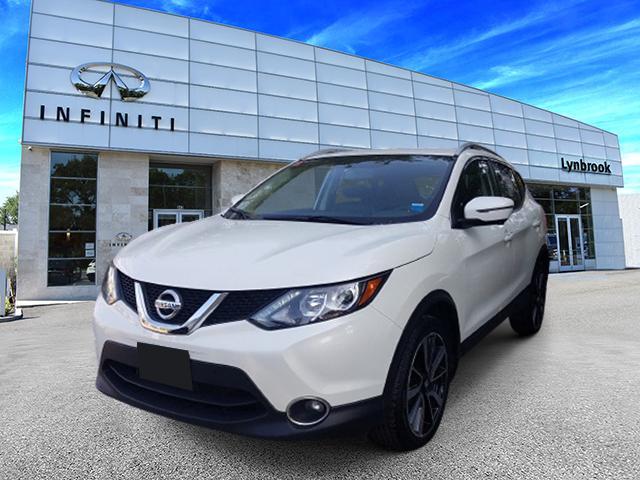 2017 Nissan Rogue Sport SL [16]