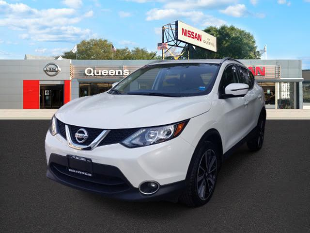 2017 Nissan Rogue Sport SL [11]