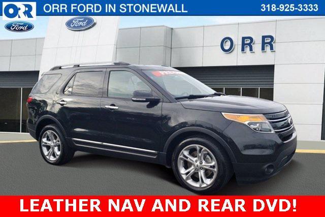 2014 Ford Explorer Limited [4]