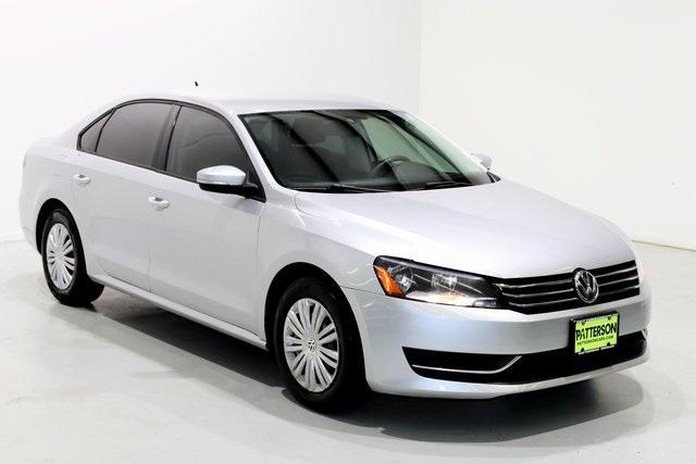 2015 Volkswagen Passat 1.8T S [0]