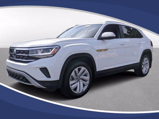 2020 Volkswagen Atlas Cross Sport 3.6L V6 SE w/Technology for sale in Cary, NC