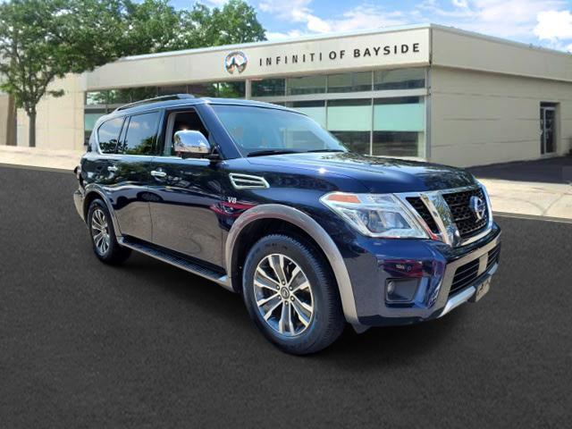 2017 Nissan Armada SL [0]