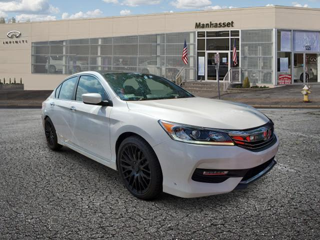 2016 Honda Accord Sedan Sport [0]