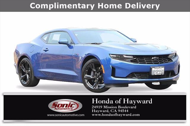 2020 Chevrolet Camaro LT1 for sale in Hayward, CA