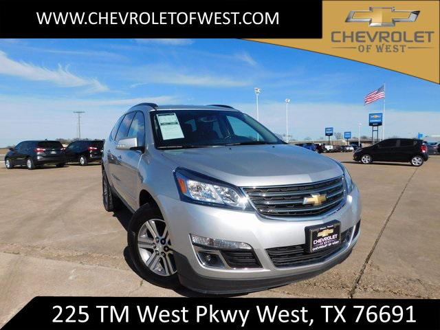 2017 Chevrolet Traverse LT [2]