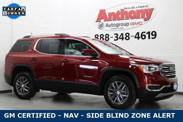 2019 GMC Acadia SLT for sale in Gurnee, IL
