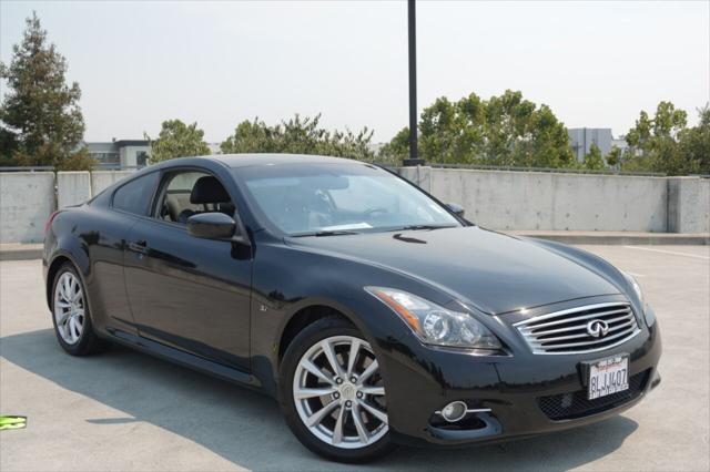 2014 INFINITI Q60 Coupe Journey for sale in San Jose, CA