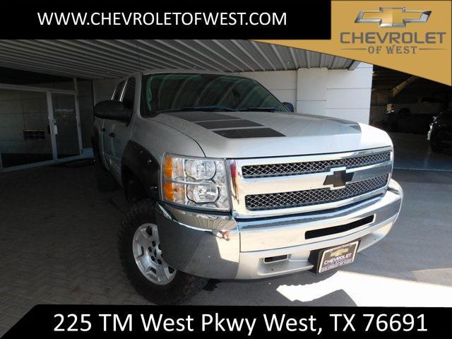 2012 Chevrolet Silverado 1500 LT [11]