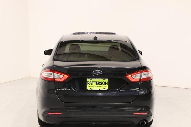 2014 Ford Fusion SE [4]