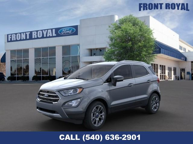 2020 Ford EcoSport Titanium for sale in Front Royal, VA