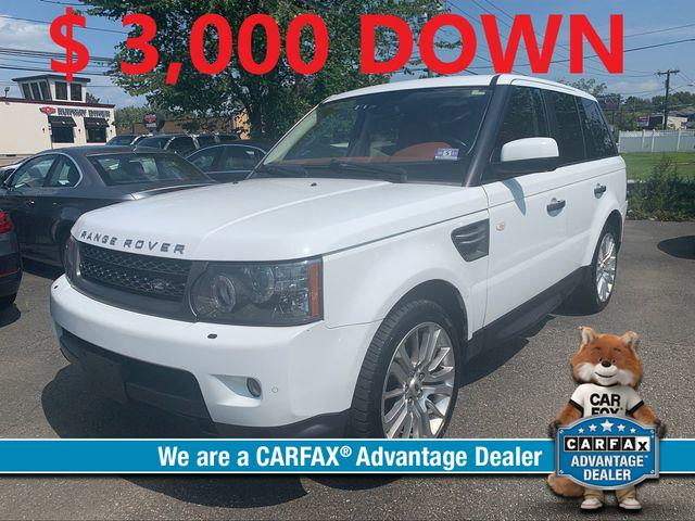 2011 Land Rover Range Rover Sport HSE LUX for sale in South Hackensack, NJ