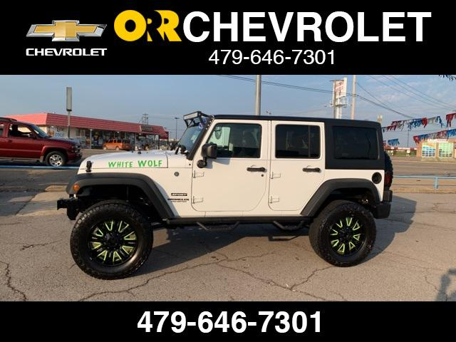 2016 Jeep Wrangler Unlimited Sport [15]