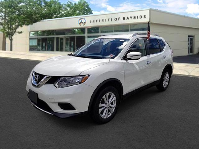 2017 Nissan Rogue SV [8]