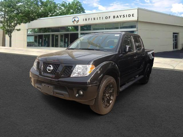 2018 Nissan Frontier SV V6 [0]