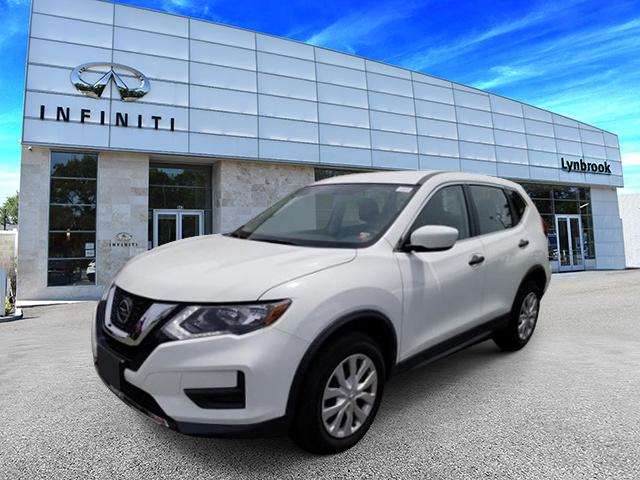 2017 Nissan Rogue S [10]